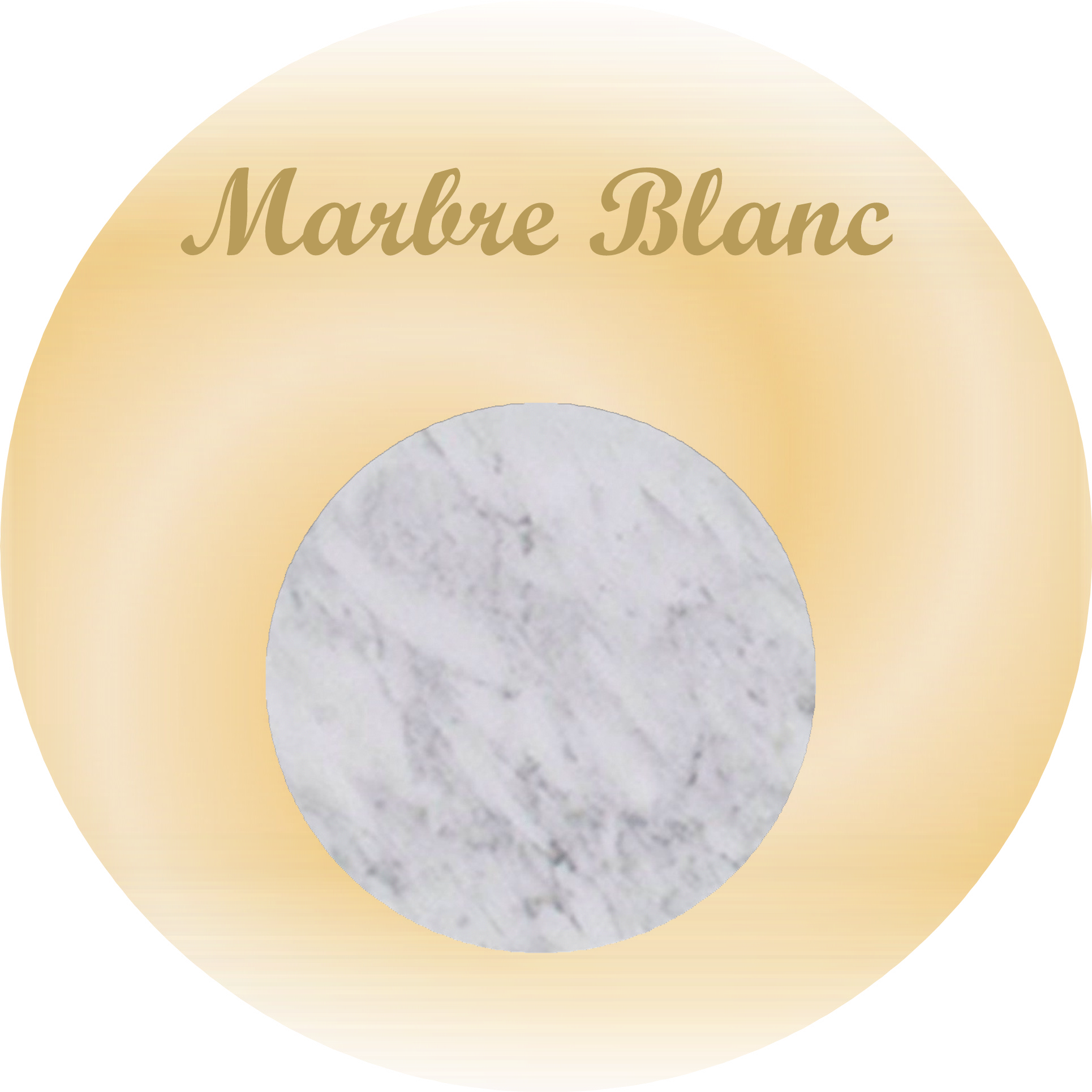 plaques rectangulaire granit marbre blanc