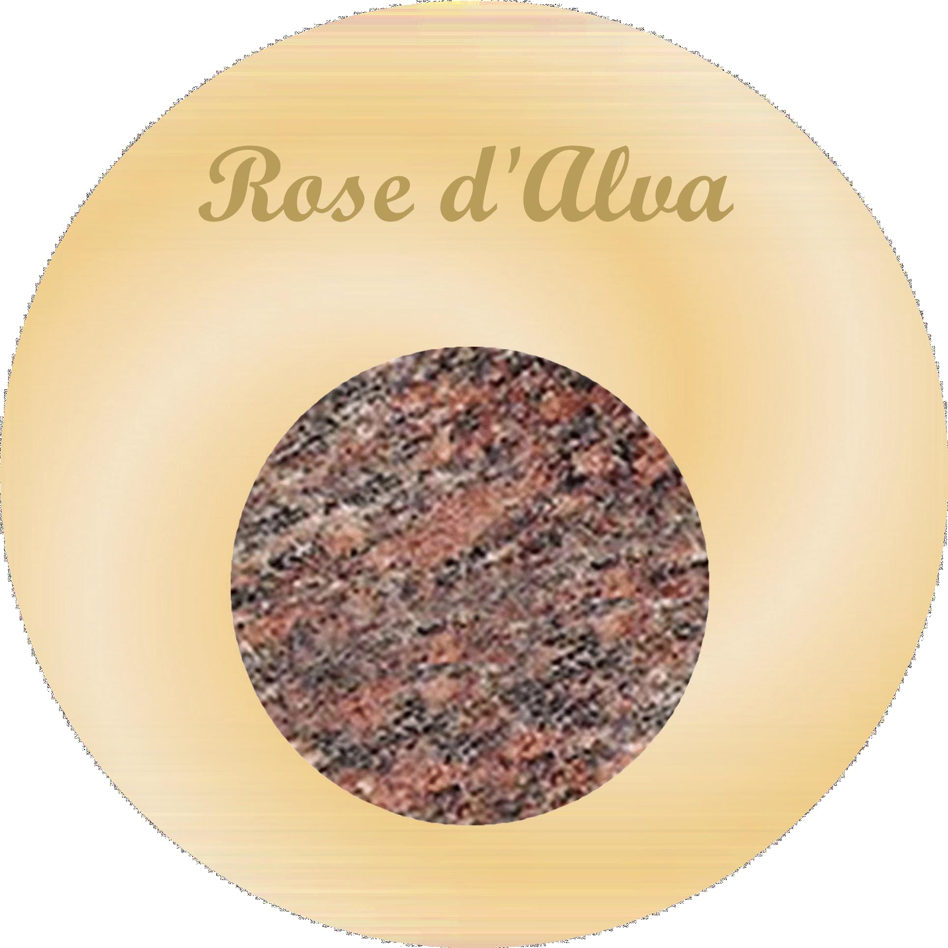 plaques rectangulaires granit rose d'alva