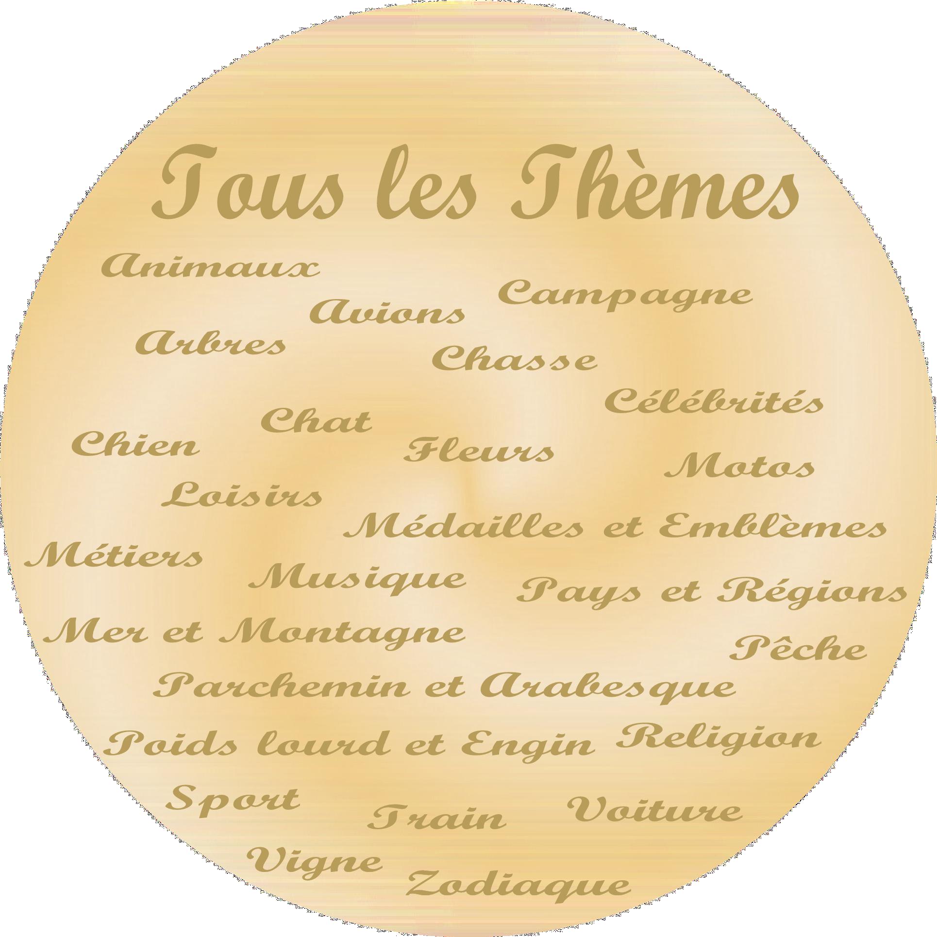 plaques funeraires tous les themes