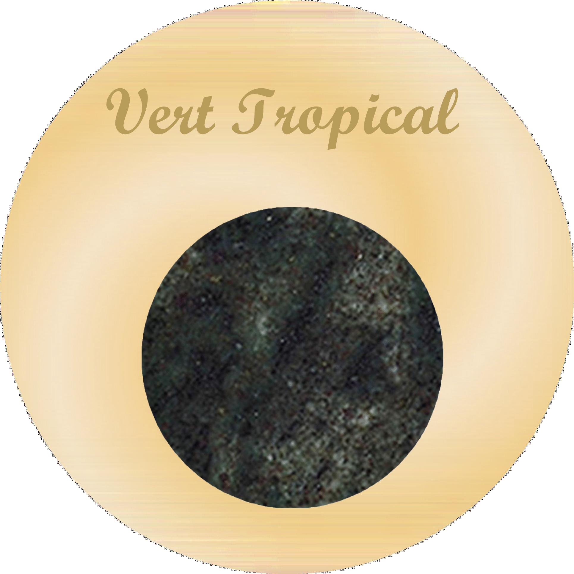 granit vert tropical pour plaques funeraires
