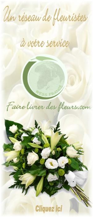 livraison fleurs deuil PARIS 1ER