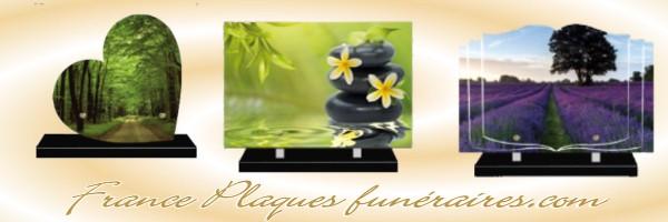 plaques fun raires plaques fun raires. Black Bedroom Furniture Sets. Home Design Ideas