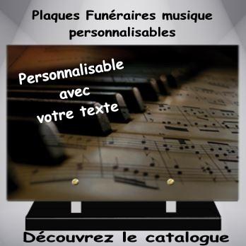 PLAQUE PLEXI musicien musique instrument