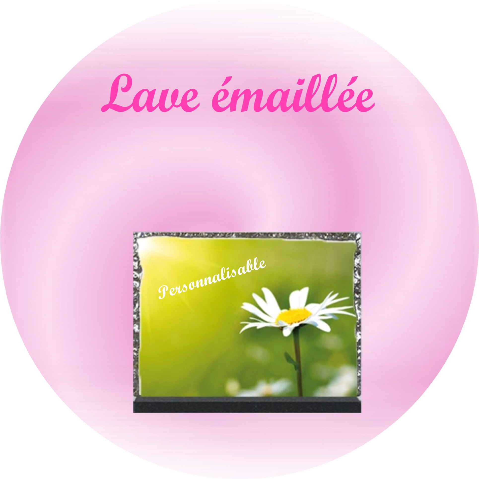 LAVE EMAILLEE