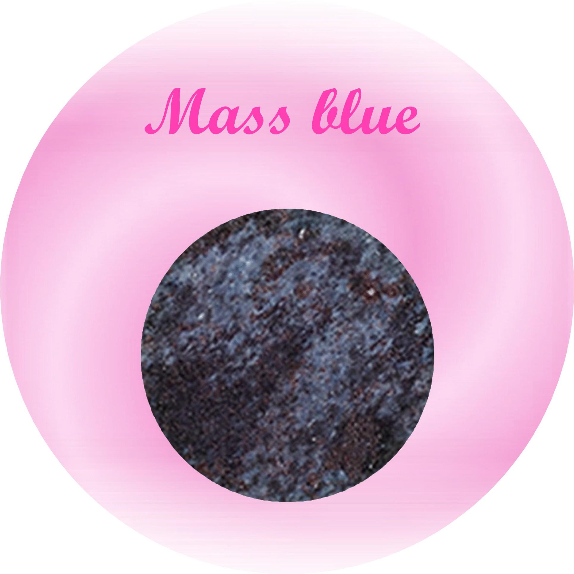 mass blue plaque funéraire granit